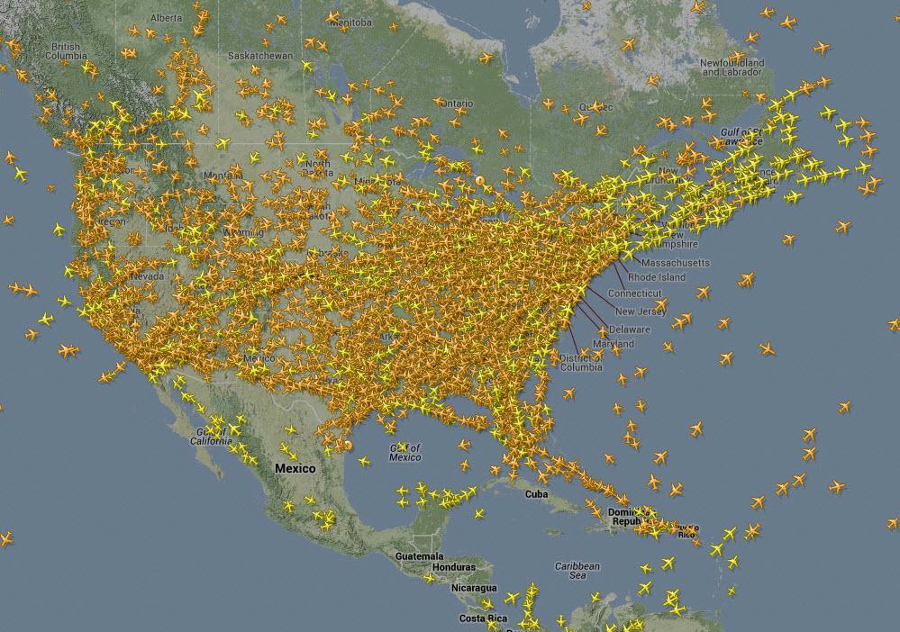 Map Of Australia Vs Usa.Franksemails Com Air Traffic Comparison Australia Vs Usa
