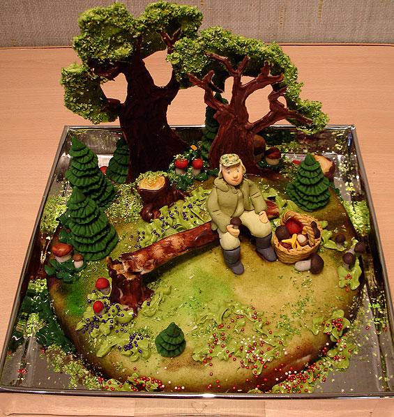 Cake Art By Uzma : Franksemails.com - Russian Cake Art