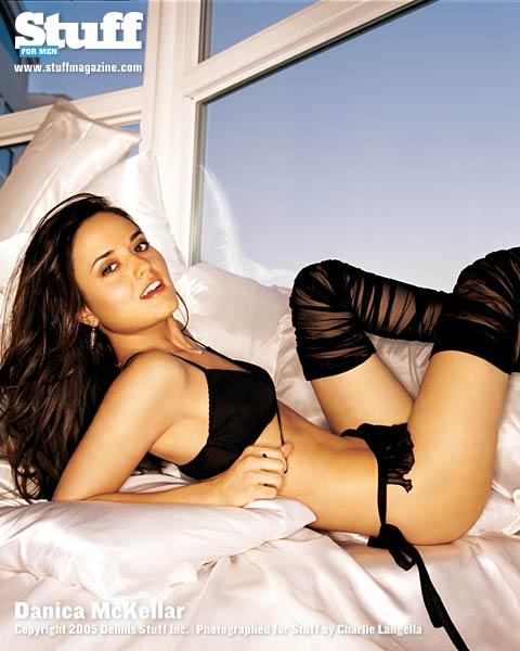 Danica mckellar stuff lingerie